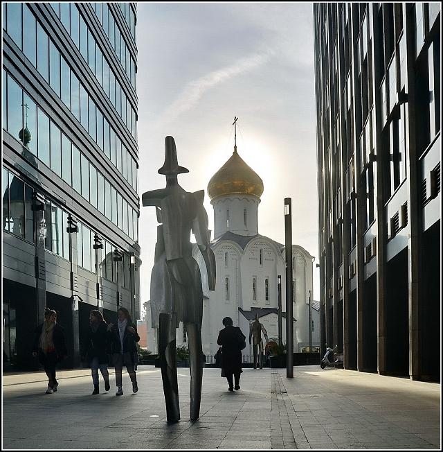 Церковь святителя Николы на Тверской заставе в Москве 3