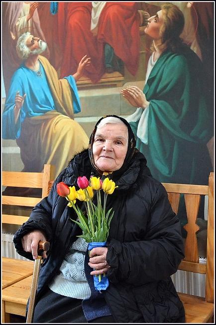 Бабушка Катя