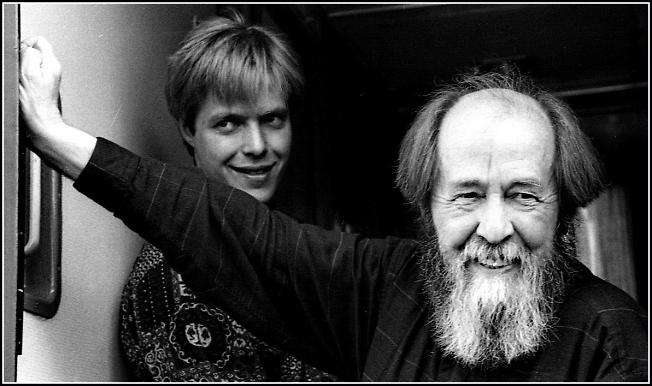 11 декабря - сто лет Александру Исаевичу Солженицыну.