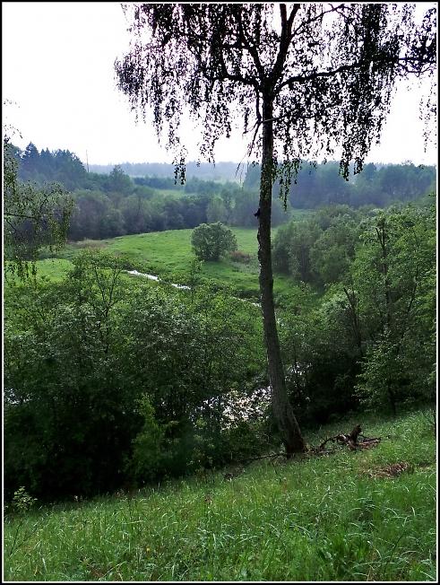 На Паже - реке