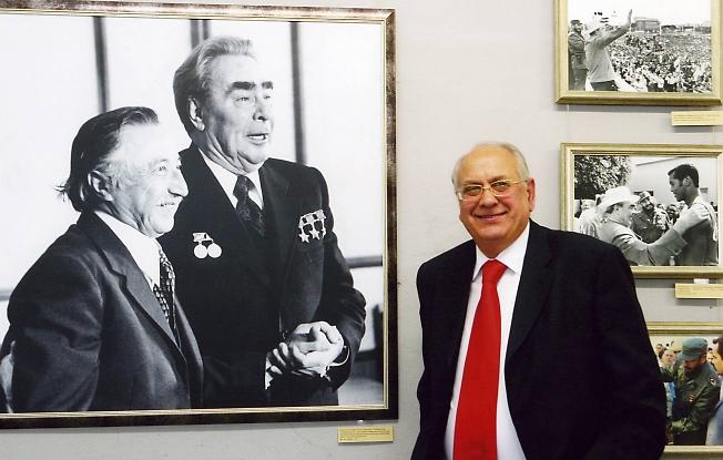 Владимир Мусаэлян, фото ТАСС