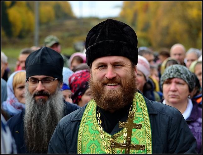 Благочинный протоиерей Игорь Завацкий