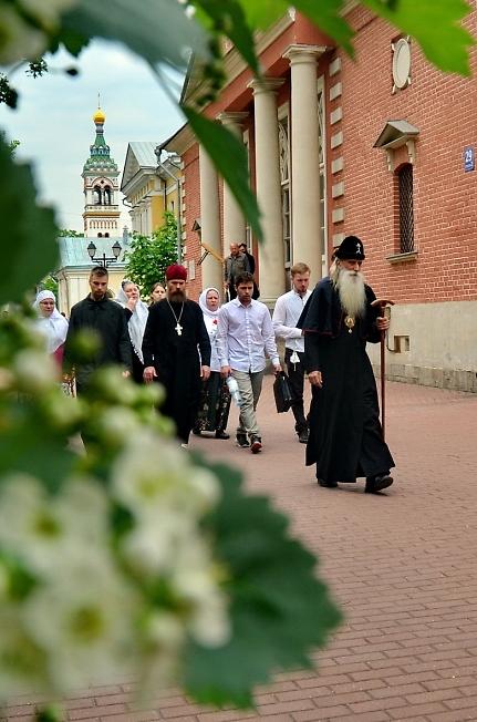 Митрополит Корнилий, предстоятель Русской Православной Старообрядческой Церкви.