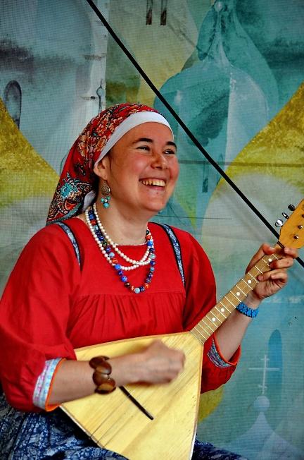 Восьмой фестиваль традиционного русского пения