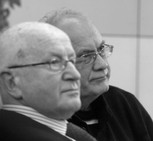 Эдуард Песов и Владимир Мусаэльян, ТАСС.