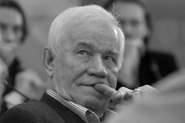 Юрий Абрамочкин, легенда советской фотожурналистики.