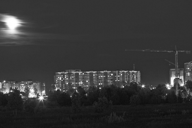Ночь на Северном