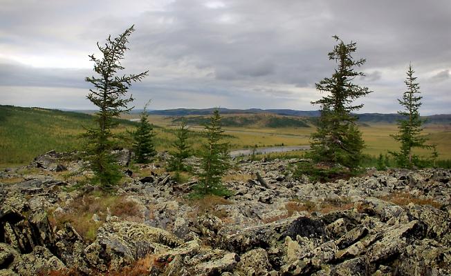 Вид с плато 3