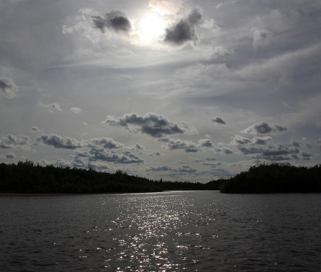 Река Сула