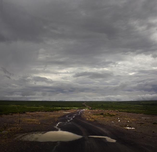 Дождь застал в дороге 2