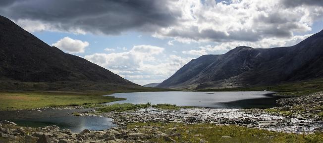 Перевальные озёра