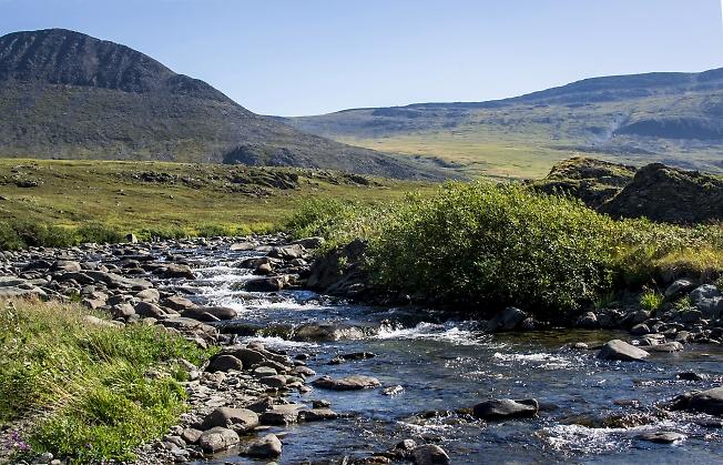 Река Северная Колокольня 2