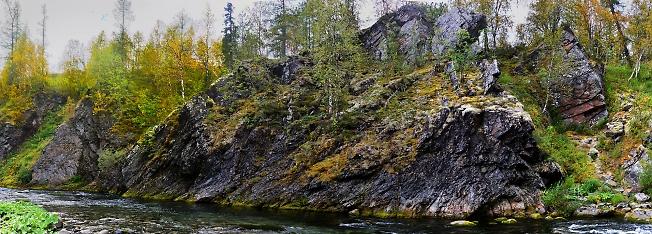 Скалы Северной Колокольни