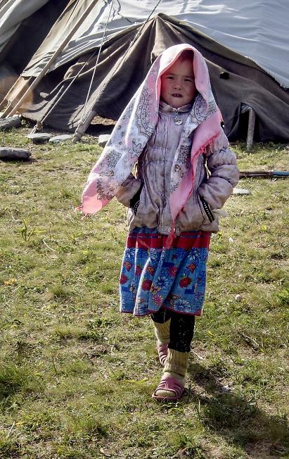 Девочка из тундры