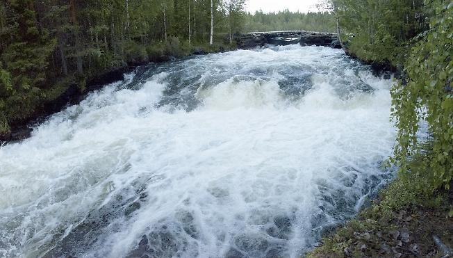 Водопад Собачий