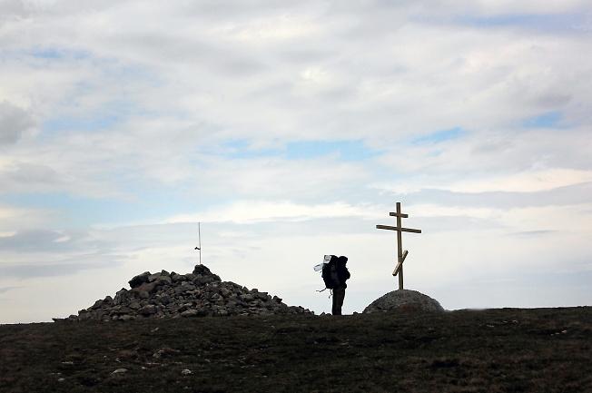 Вершина Роман-Кош