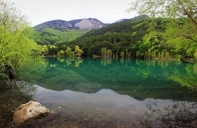 Озеро Бирюзовое 2