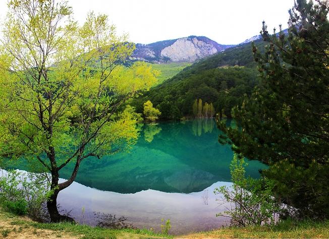 Озеро Бирюзовое 5