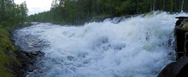 Водопад Собачий 2