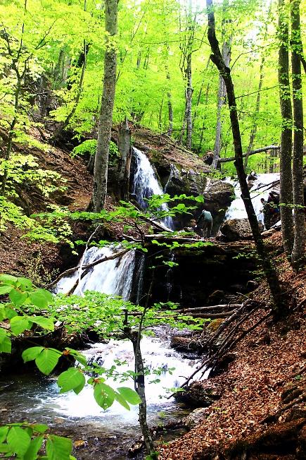 Водопады Головкинского