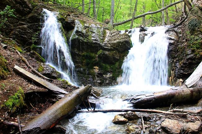 Водопады Головкинского 2