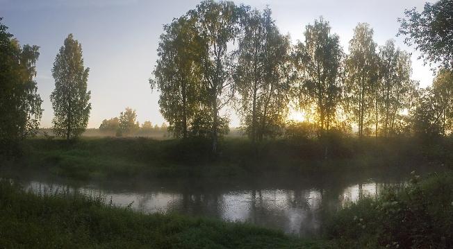 Утро на Киржаче 2