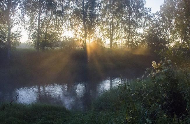 Утро на Киржаче 3