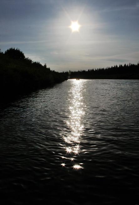 Солнце над Сулой