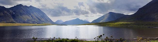 Озеро Малое Хадата-Юганлор 2
