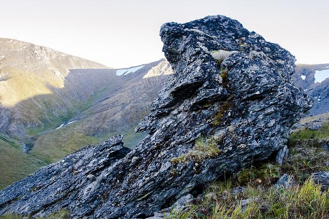 Глыба лавы
