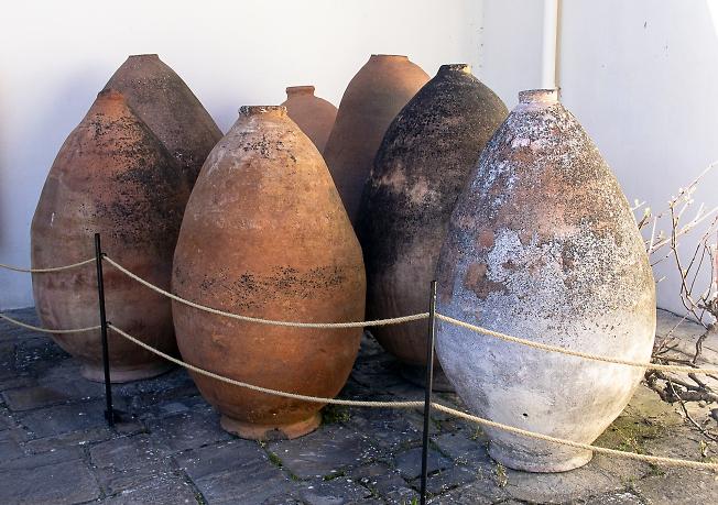 Посуда прошлых веков