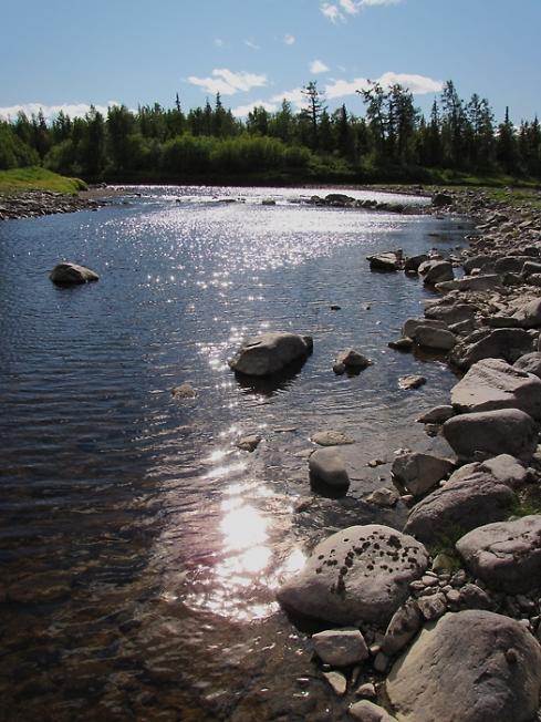 Река Ламбеёган