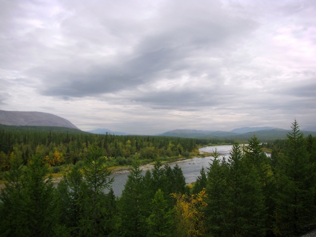 Река Собь 2