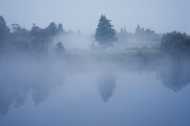 Утро туманное..