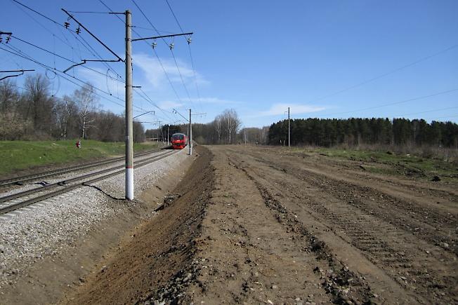 Строительство дороги ?
