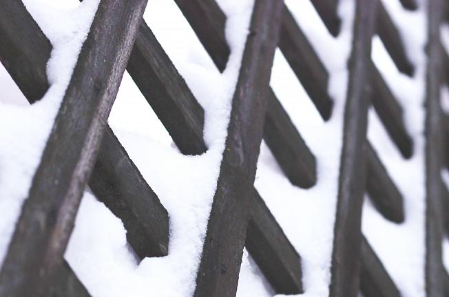 Зимняя геометрия