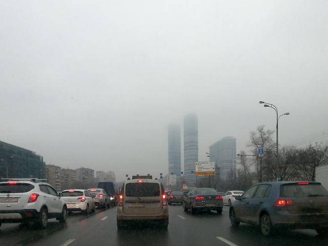 Туманная перспектива возвращения в Загорск