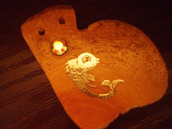 Золотая рыбка!