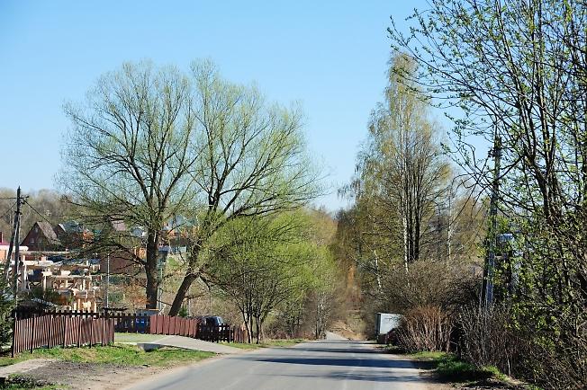 Весна на Западном поселке