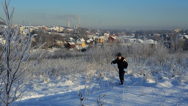 Лыжная пробежка