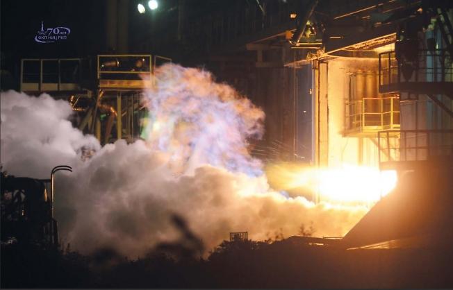 70 лет испытаний ракетных двигателей в Пересвете