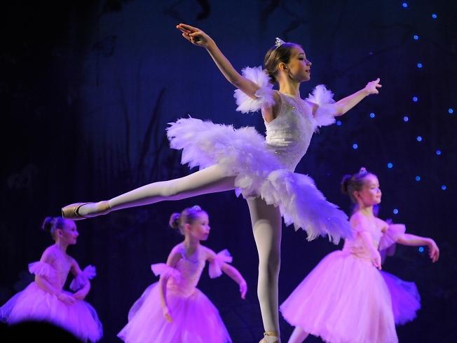 Премьера Принцессы Лебедь