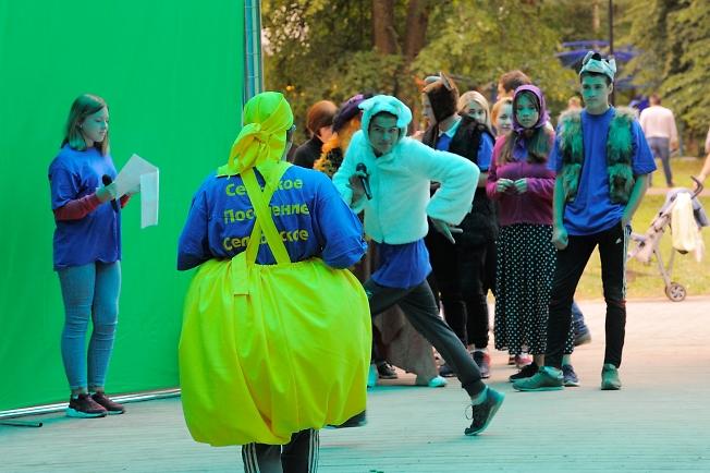 День молодежи: Колобок. фото 2