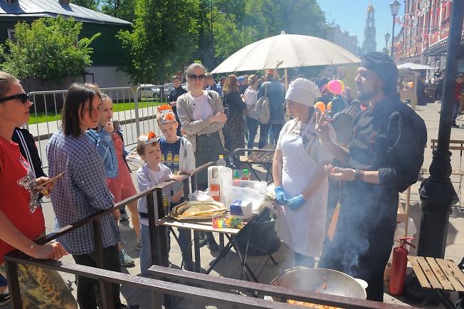 Трикотажка Fest: День музеев