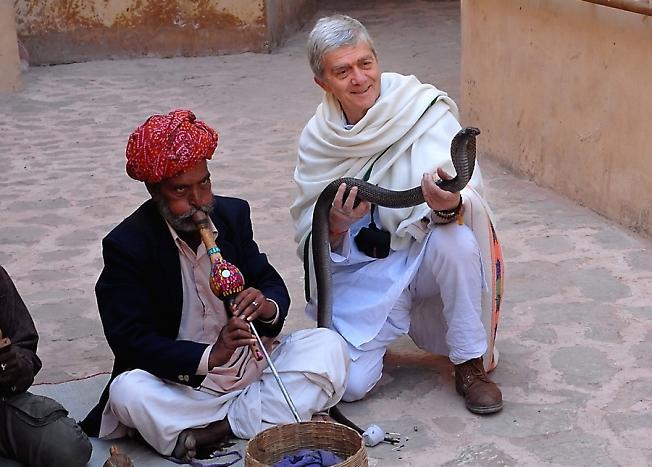 "Из Индийского""Храбрый турист...."""