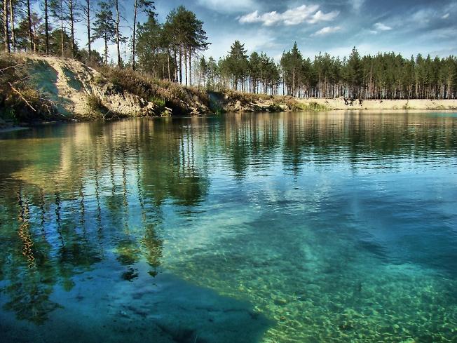 Сибирские озёра