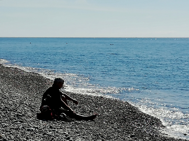Прощание с морем