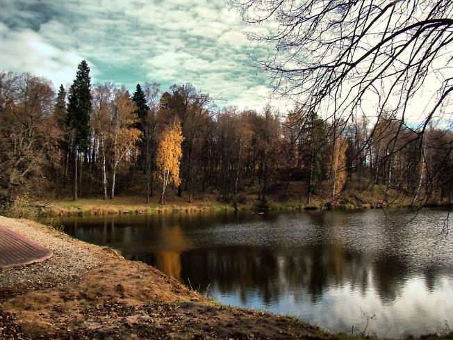 Скитские пруды