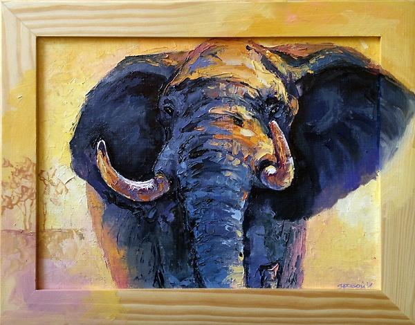 Слон — символ власти, силы и проницательности