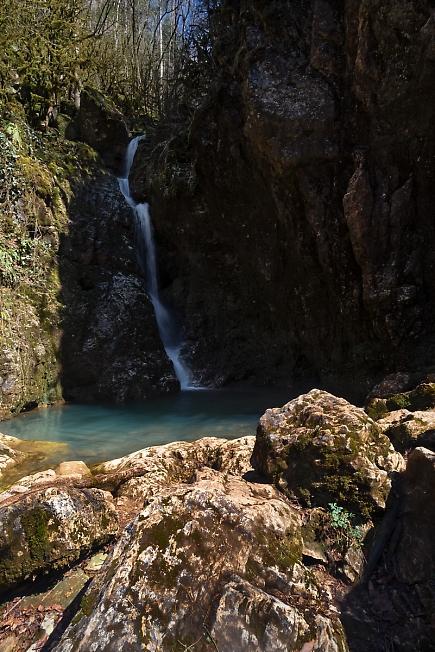 Водопад «Сандиков»